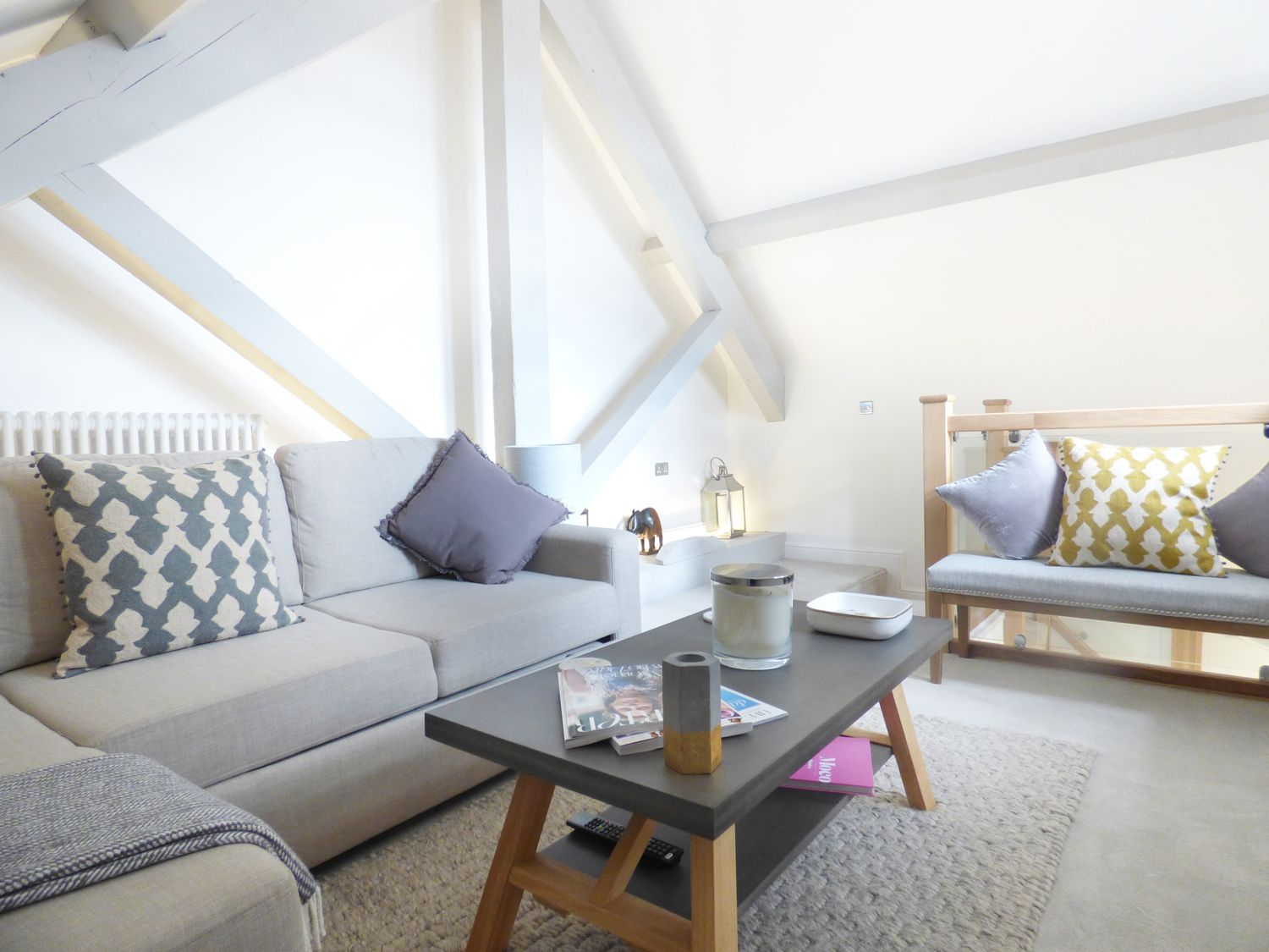 1 Chapel Place in Chester - sleeps 3 people