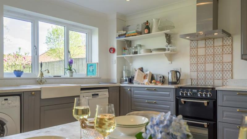 1 Mallard Cottages in Tattersett near Kings Lynn - sleeps 4 people