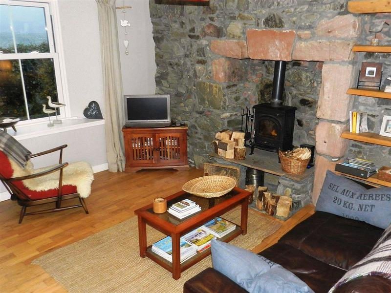11 The Apostles in Catacol, Isle of Arran - sleeps 4 people