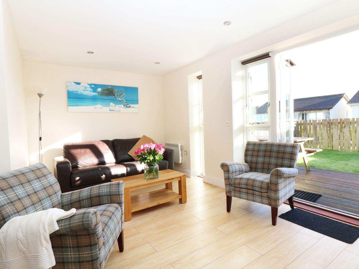 19 Bay Retreat Villas in St Merryn near Padstow - sleeps 6 people