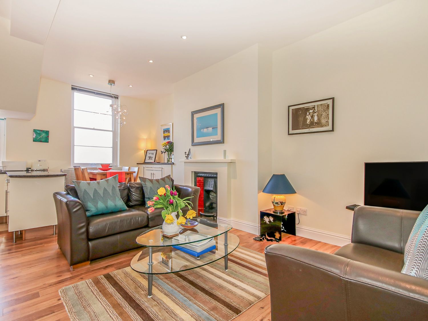 2 Albany House in Salcombe - sleeps 2 people