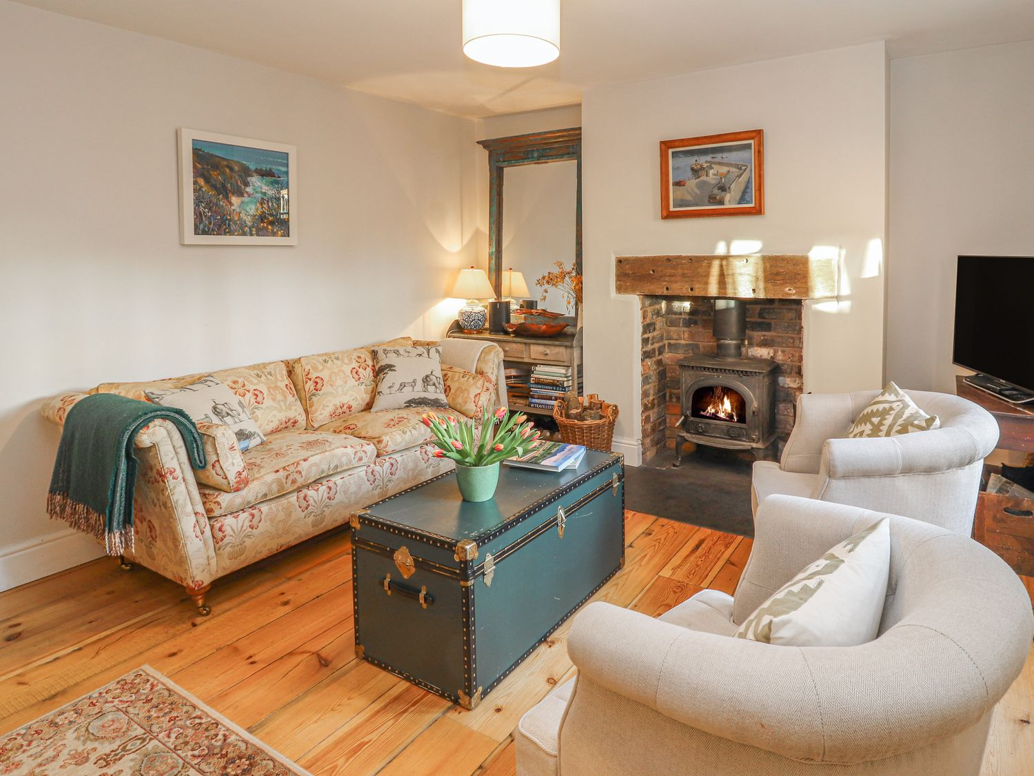 2 Ashby Place in Chester - sleeps 4 people