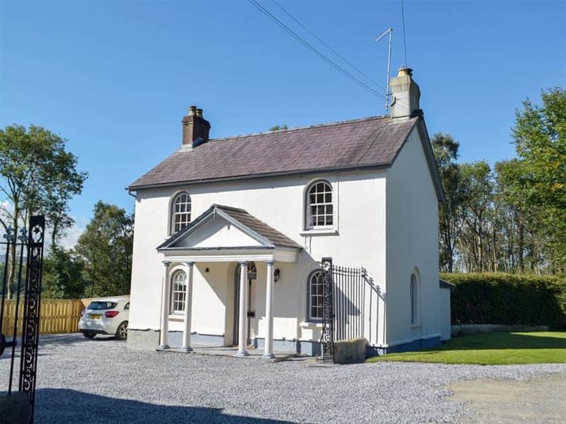 2 Cilwendeg Lodge in Newchapel, near Boncath - sleeps 4 people