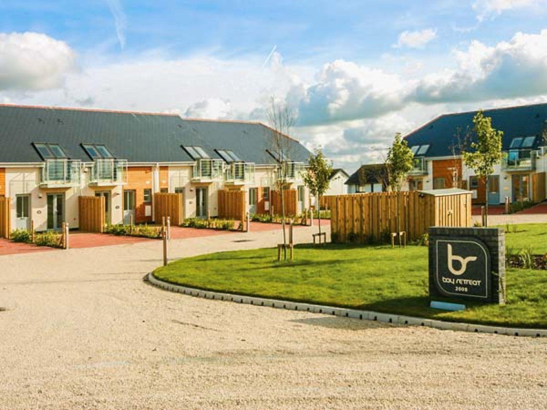 24 Bay Retreat Villas in St Merryn Nr Padstow - sleeps 6 people