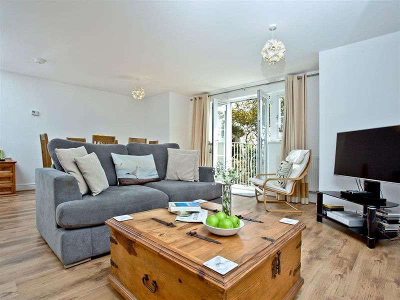 3 Harbour View in Newquay - sleeps 4 people