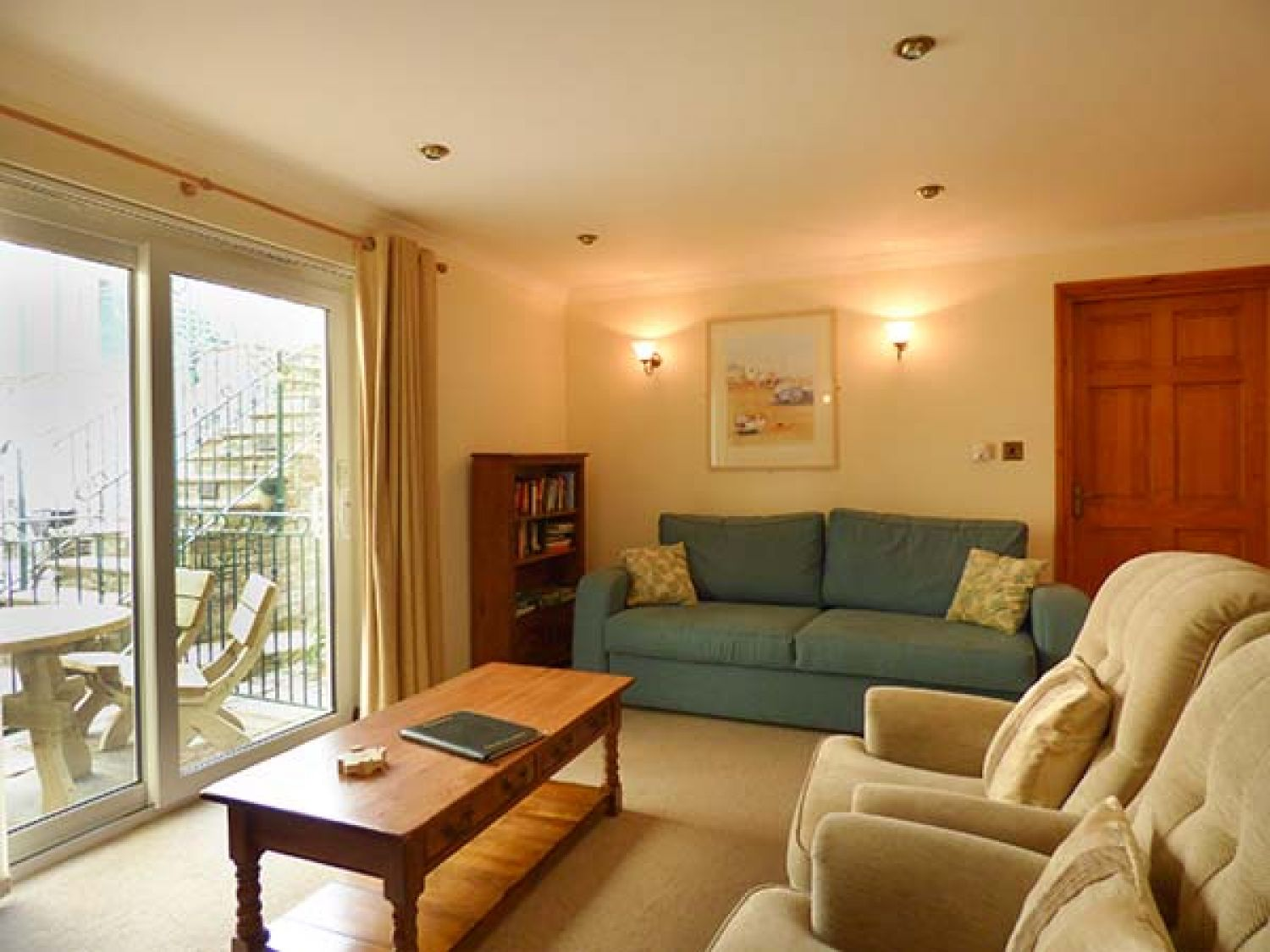 4 Beachcombers Apartments in Beachcombers Apartments at Watergate Bay - sleeps 6 people