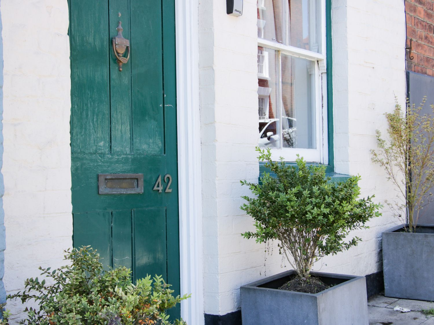 42 Old Street in Ludlow - sleeps 4 people