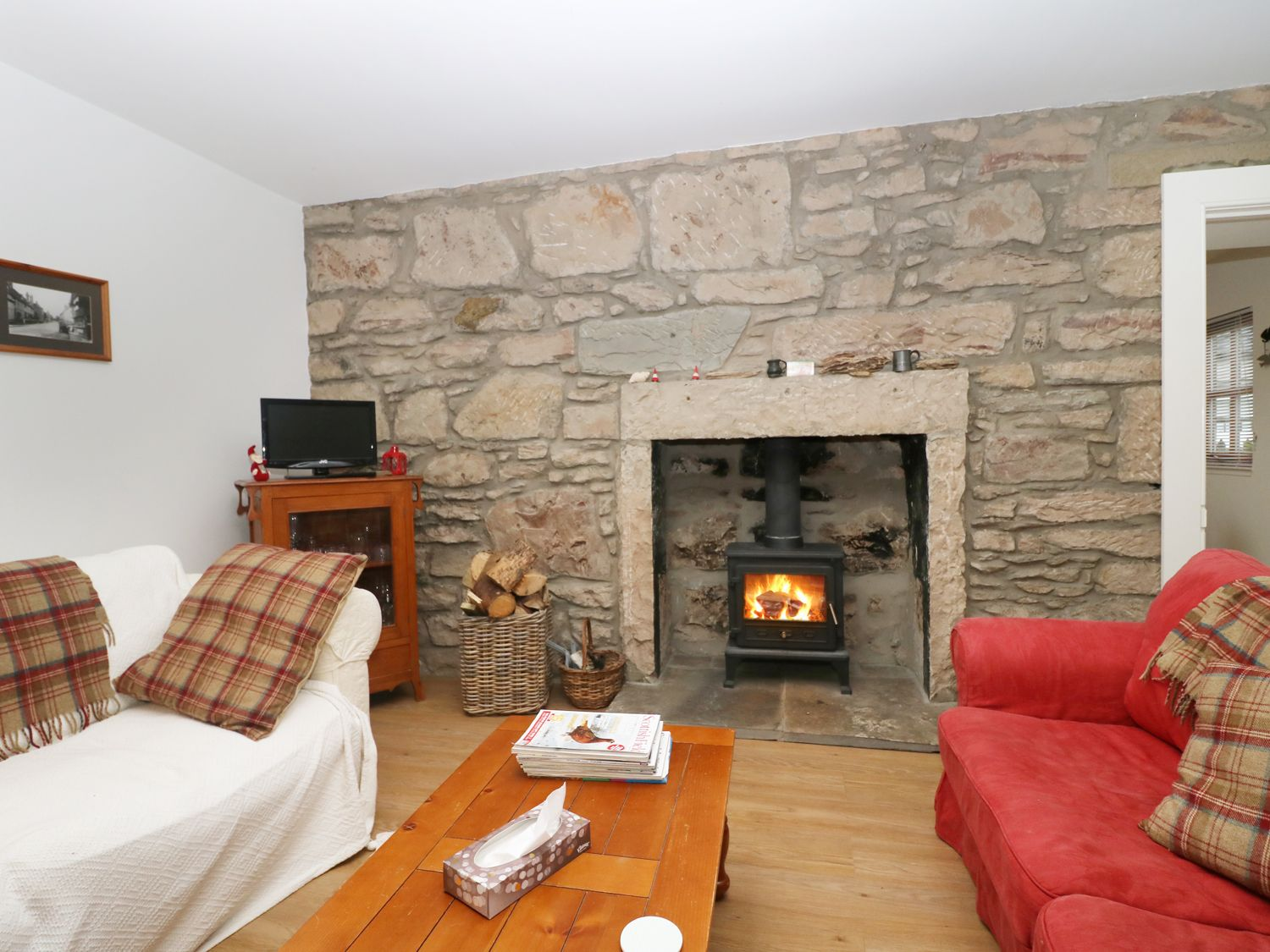 59 Society Street in Nairn - sleeps 4 people