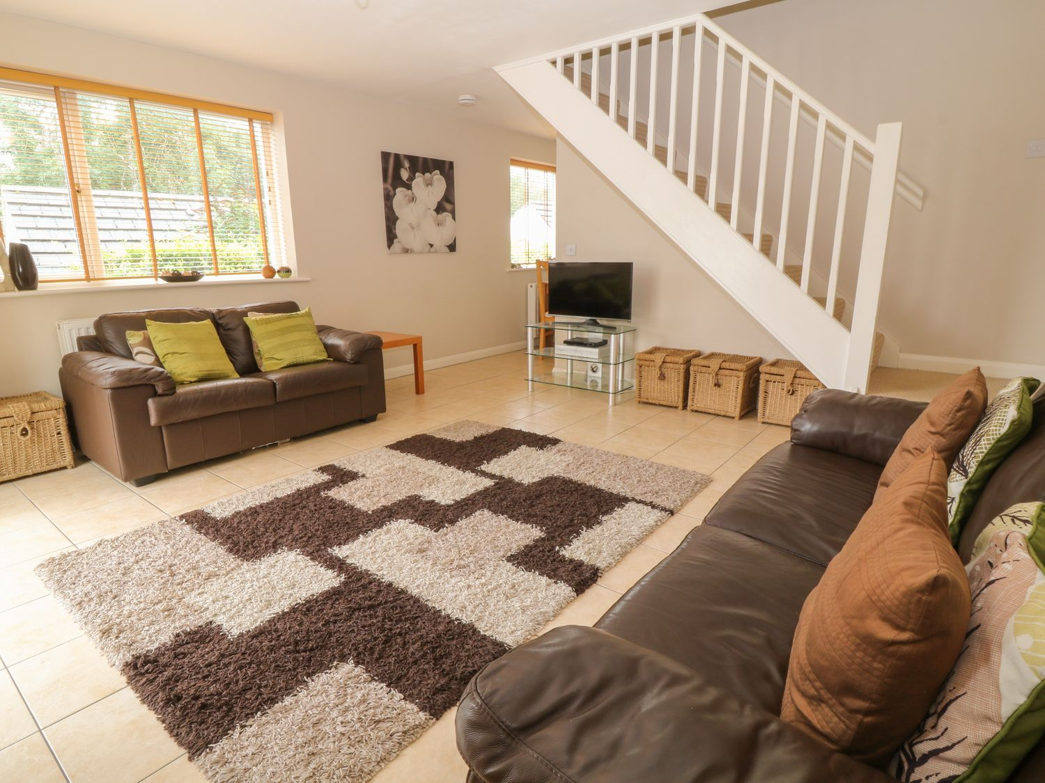 7 Forest Park Lodge in High Bickington - sleeps 4 people
