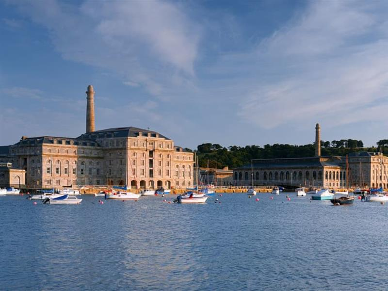 73 Brewhouse in Royal William Yard - sleeps 4 people