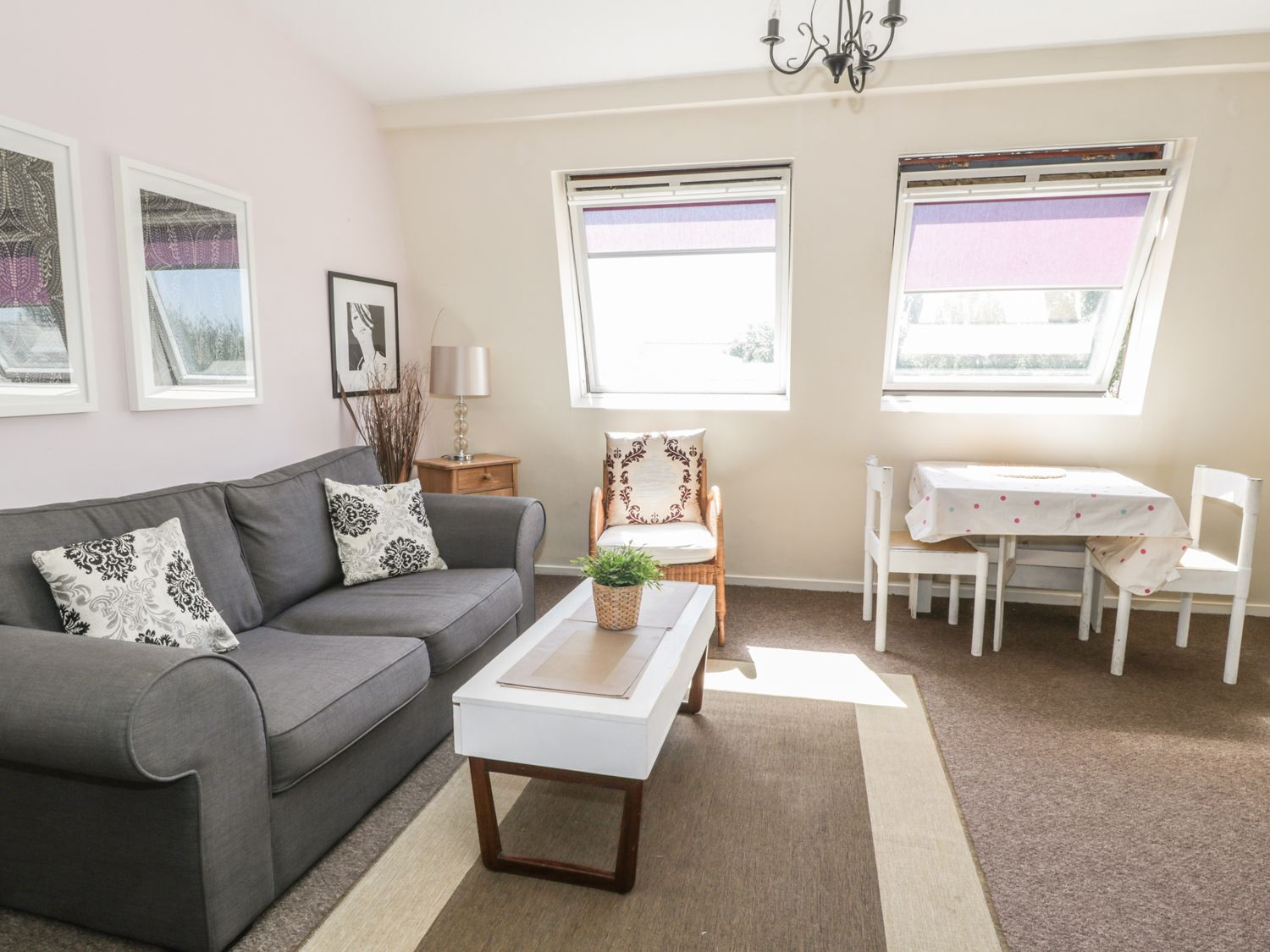 9 Albion Mews in Chester - sleeps 2 people