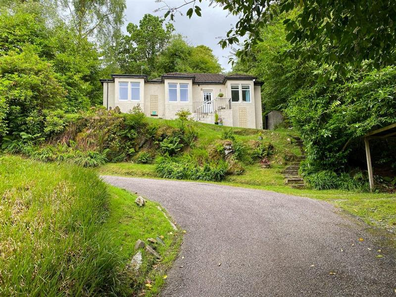Abbots Brae Cottage in Dunoon - sleeps 4 people