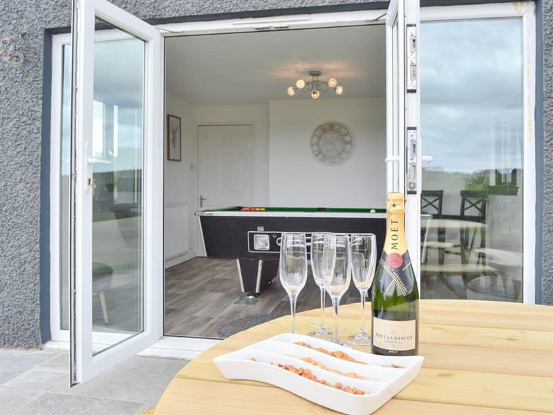 Airyhemming - Kelbrook in Glenluce, near Stranraer, Dumfries and Galloway - sleeps 8 people
