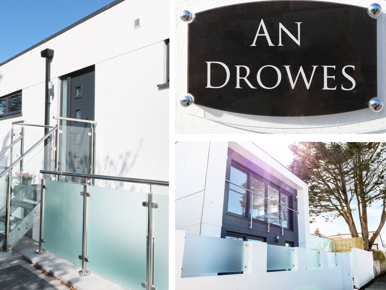 An Drowes in Newquay - sleeps 4 people