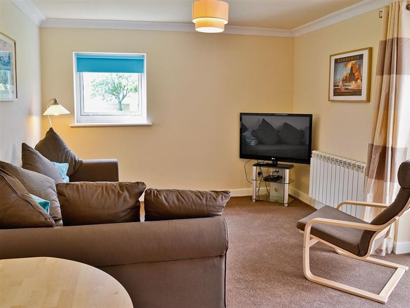 Anyas Cottage in Beadnell, nr. Seahouses - sleeps 2 people