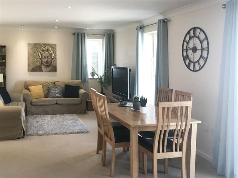 Apartment 4 Trehellan Heights in Newquay - sleeps 4 people