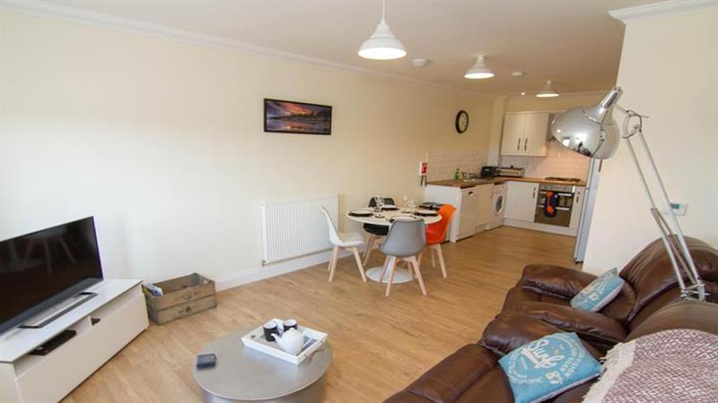 Apartment 5 (Staithe Place) in Wells-next-the-Sea - sleeps 3 people