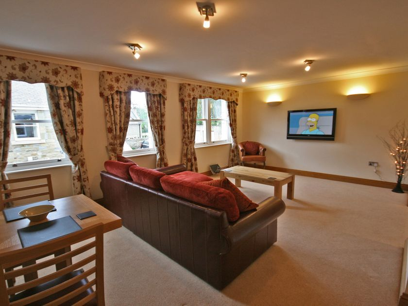 Appletree Apt 2 - Bramley in Chathill - sleeps 2 people