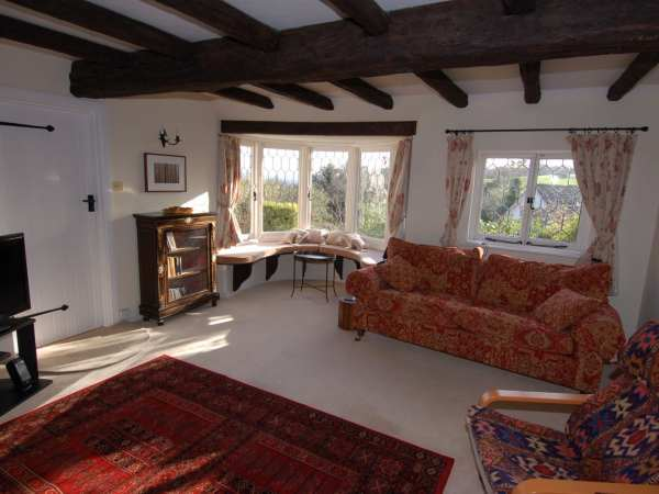 Appletree Cottage in Higher Brimley near Bovey Tracey - sleeps 4 people