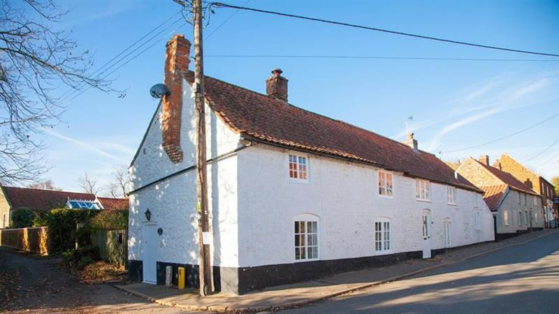 April Cottage in Ringstead near Hunstanton - sleeps 4 people