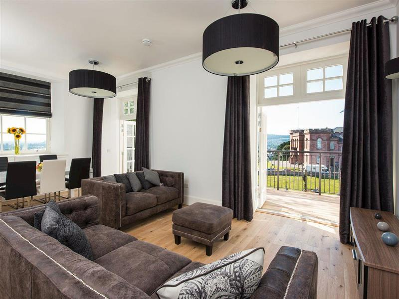 Ardconnel Court Apartments - Apartment 4 in Inverness, Highlands - sleeps 4 people