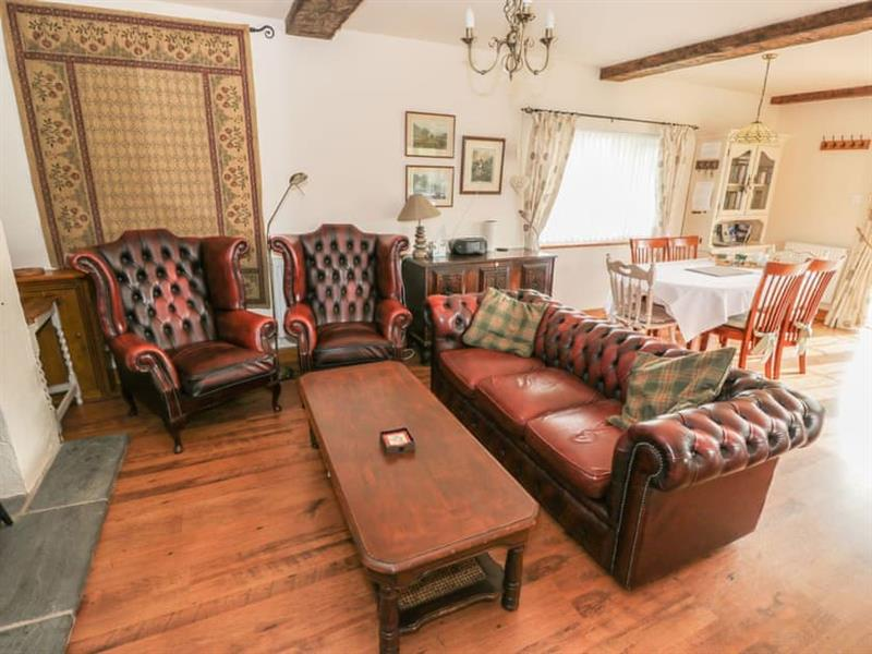 Arden Holiday Cottage in Irongray, near Dumfries, Dumfries & Galloway - sleeps 5 people