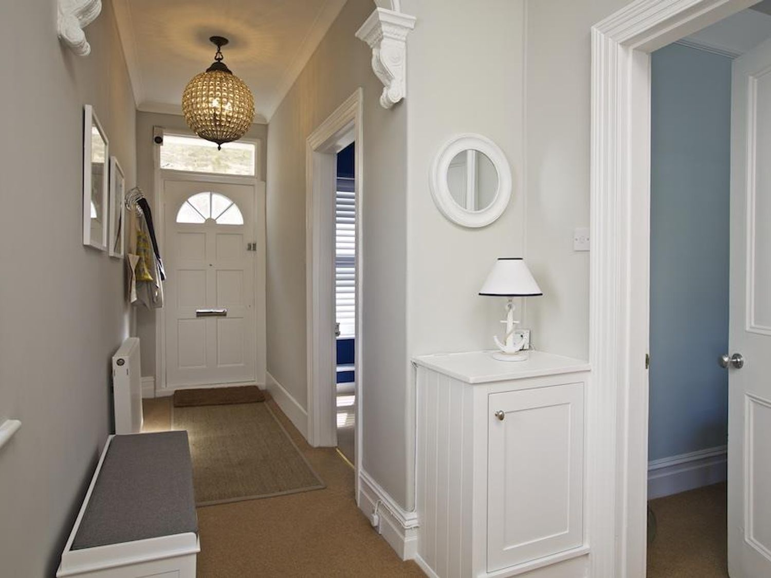 Armorel House in Dartmouth - sleeps 6 people
