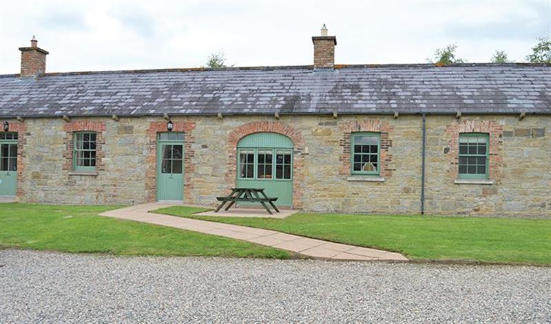 Ash Cottage in Enniskillen - sleeps 2 people