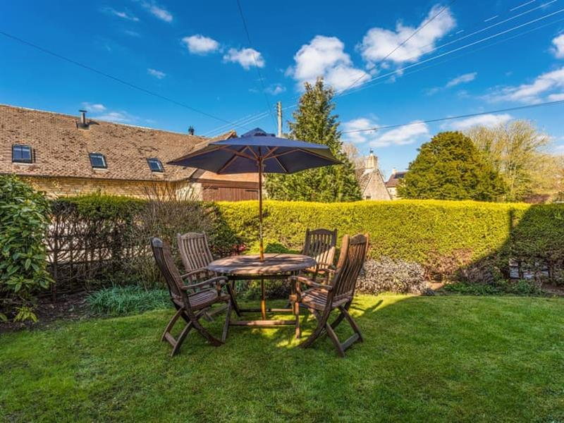 Ashby Cottage in Long Compton, near Chipping Norton - sleeps 4 people