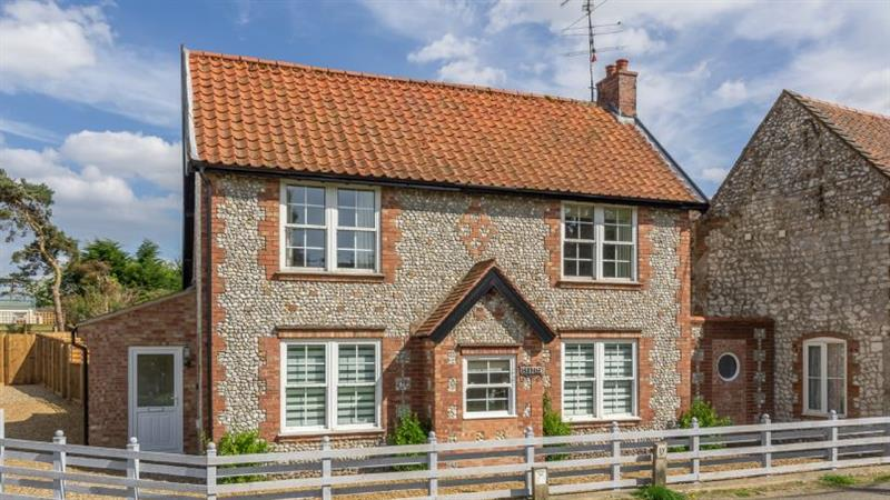 Ashdale in Thornham near Hunstanton - sleeps 6 people