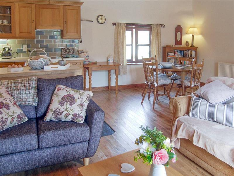 Ashen Cross Holiday Cottages - The Court in Pelynt, near Looe - sleeps 2 people