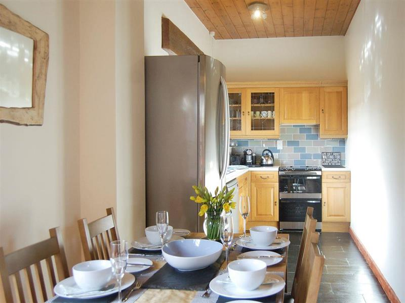 Ashen Cross Holiday Cottages - The Owl in Pelynt, near Looe - sleeps 5 people
