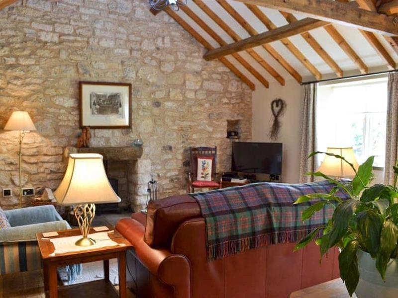 Ashpit Cottage in Little Barugh, nr. Pickering, N. Yorks. - sleeps 2 people