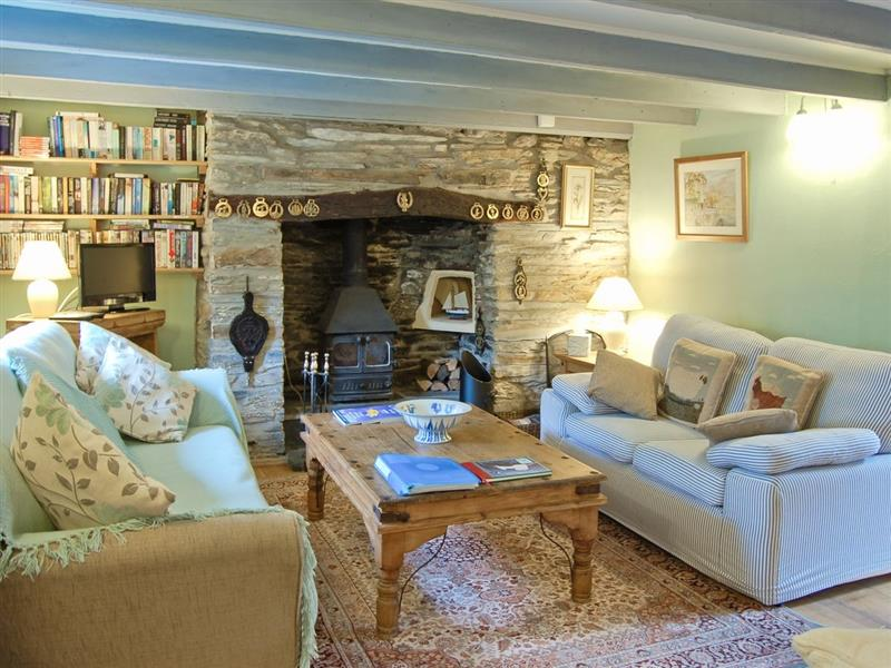Backways in Treligga, Delabole - sleeps 4 people