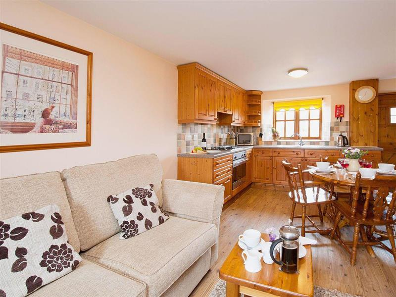 Badger Cottage in Scalby, near Scarborough - sleeps 2 people
