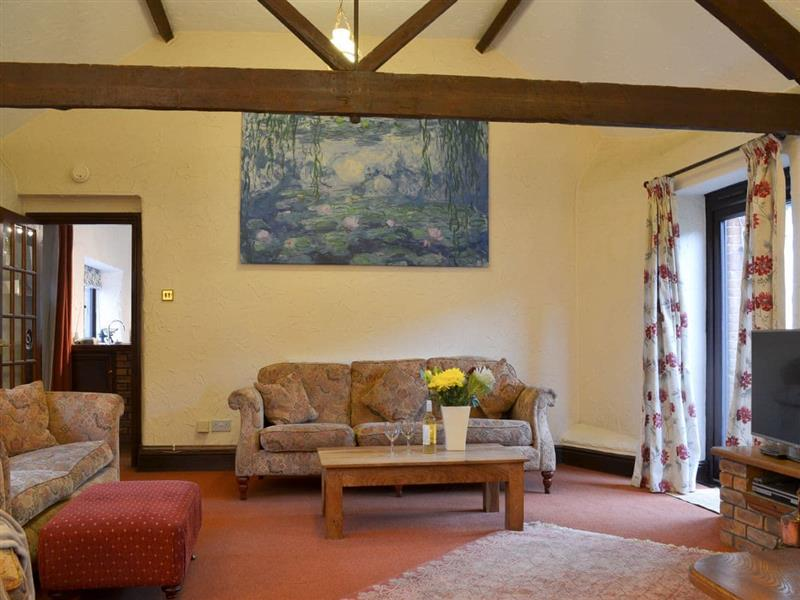 Badger Cottage in Stibb, near Bude - sleeps 6 people