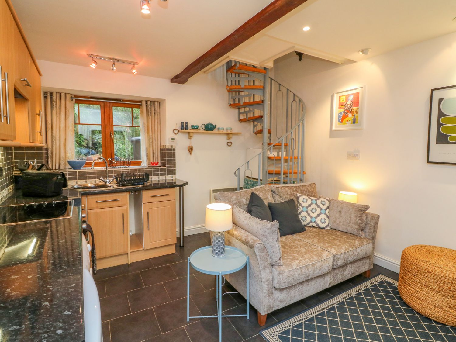 Bamboo Cottage in Dunster - sleeps 2 people