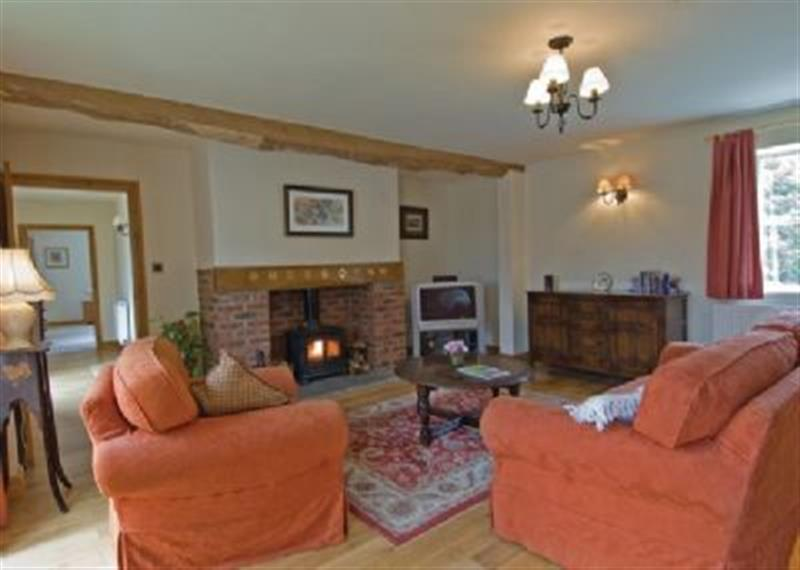 Bank Top Cottage in Pickering - sleeps 3 people