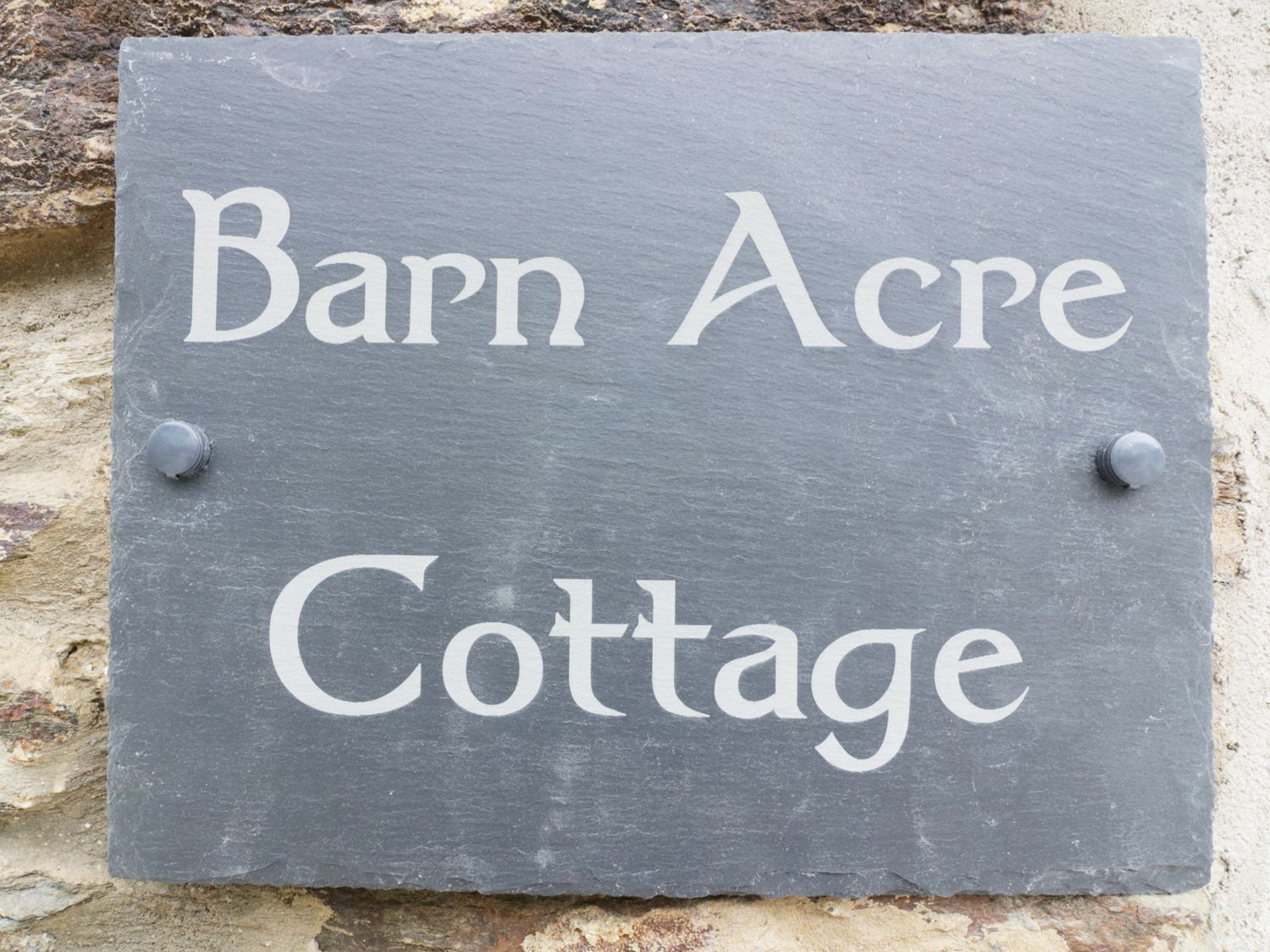 Barn Acre Cottage in St Newlyn East - sleeps 2 people