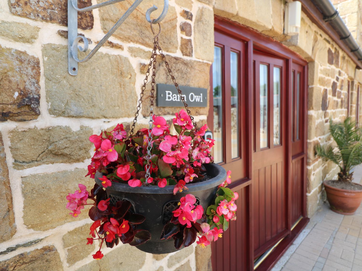 Barn Owl in Newquay - sleeps 4 people
