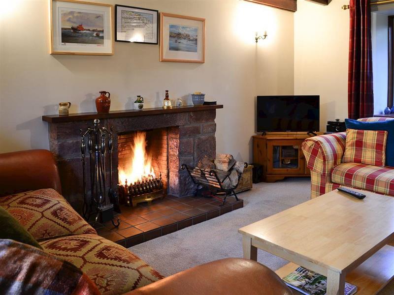 Barnyards Cottage in Spott, near Dunbar - sleeps 4 people