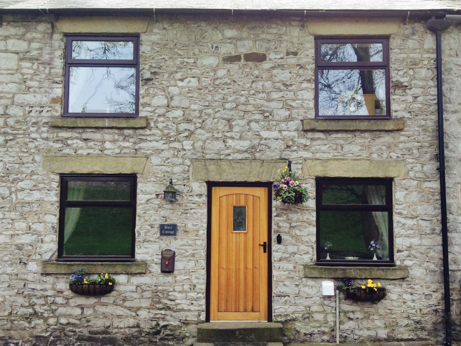 Barr Cottage in Tideswell - sleeps 4 people