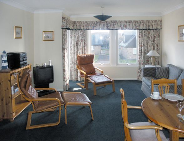 Bay View in Beadnell - sleeps 4 people