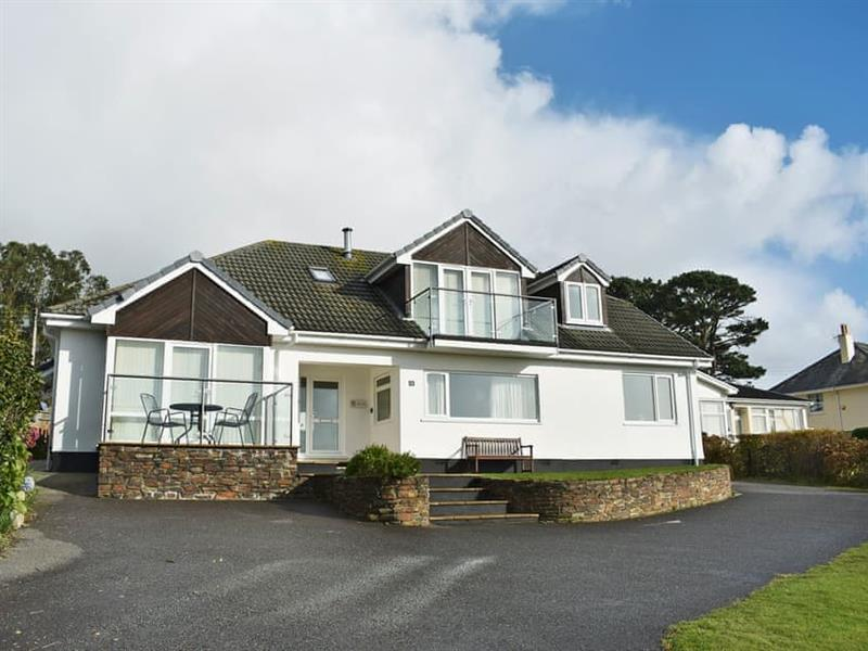 Bay View in Carlyon Bay, near St Austell - sleeps 8 people