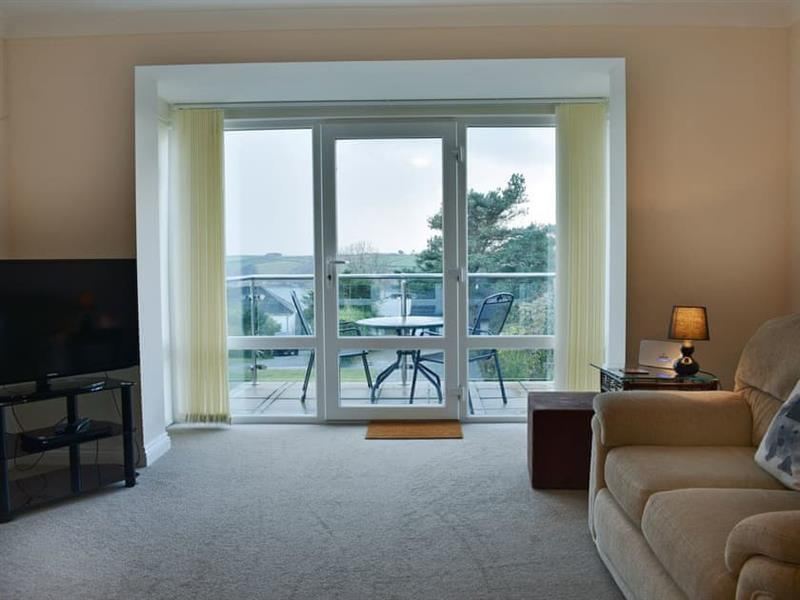 Bay View West Wing in Carlyon Bay, near St Austell - sleeps 3 people