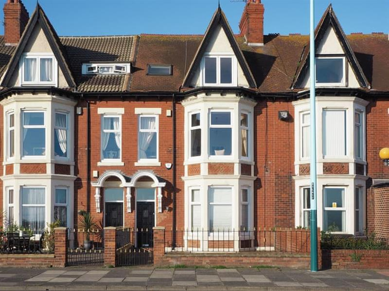 Bay View in Whitley Bay - sleeps 4 people