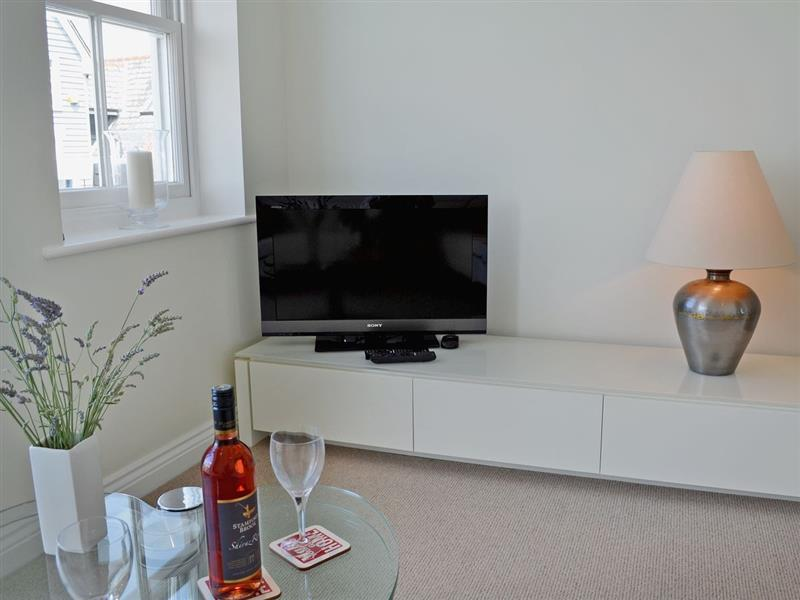Bay View in Whitstable - sleeps 5 people