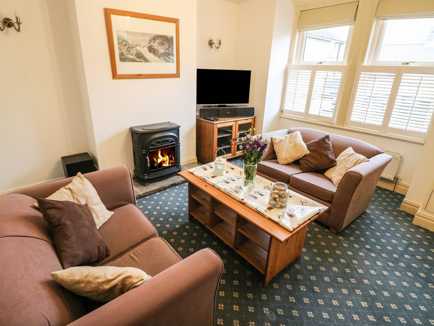 Beach House in Sandown - sleeps 7 people