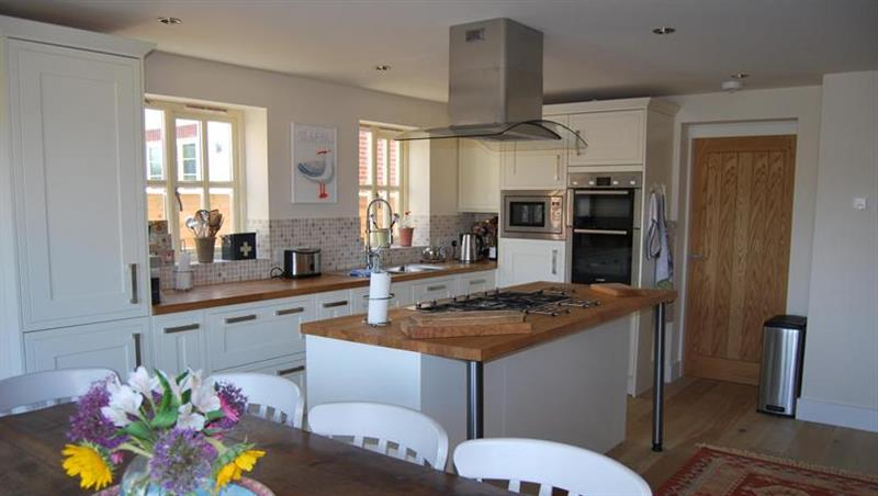 Beachcomber in Old Hunstanton - sleeps 8 people