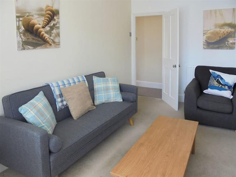 Beachside in Eastbourne - sleeps 5 people